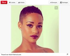 Coupe cheveux femme afro americain