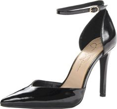 Jessica Simpson Womens Cirrus DressPump Black 8 Medium US * For more information, visit image link. (This is an affiliate link)