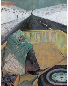 """Shonto Begay's """"Down Highway 163"""