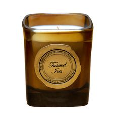 """Twisted Iris  """"A field of wild iris flowers with whispers of green fig and violet leaf that lingers in the air.""""  Iris, Earl Grey Tea, Violet Leaf  Character & Style: A harmonising and restoring fragrance for the bathrooms."""