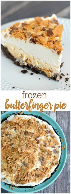Frozen Butterfinger