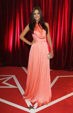 Jacqueline Jossa at the 2013 British Soap Awards