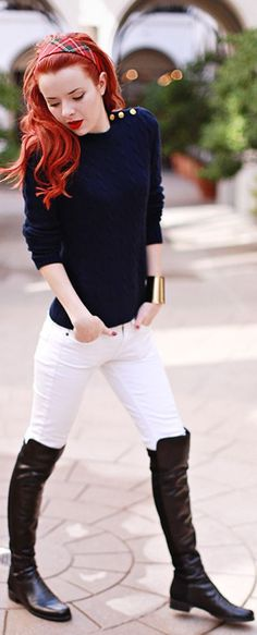 Redhead unlined jeans