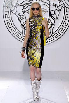 Versace - Pasarela O/W 2013-2014