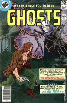 Ghosts #80