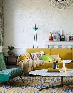 Best of des couleurs tendance à adopter pour le printemps !