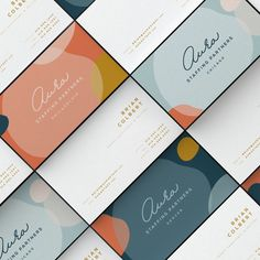 When your brand is designed intentionally, it won't skip a beat as you add new locations or products. 🏘️️️ Business Card design concept for Aura Staffing Partners design Perch Graphic Design Branding, Packaging Design, Collateral Design, Logo Design, Bakery Packaging, Design Design, Menu Design, Design Cars, Design Layouts