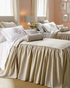 Shop Queen Essex Bedspread from Legacy at Horchow, where you'll find new lower shipping on hundreds of home furnishings and gifts. Bedroom Colors, Bedroom Decor, Decorating Bedrooms, Country Bedding, Scandinavian Bedroom, Contemporary Bedroom, Contemporary Design, Bed Spreads, Luxury Bedding
