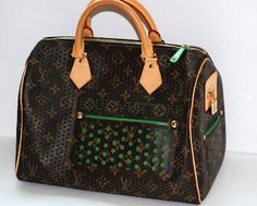 Great find:  Louis Vuitton bag at Re-Finery.