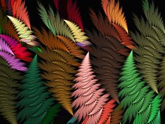 Birds of a Feather by moonhigh.deviantart.  fractal
