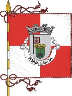 Bandeira de Penha Garcia