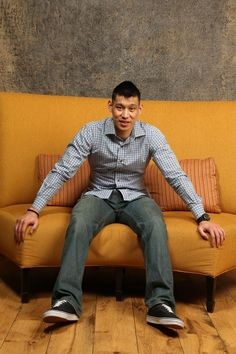 NBA All-Star 2013 Portraits - Jeremy Lin