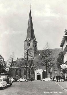Net, Holland, Cathedral, Building, Travel, Vintage, Pictures, Nostalgia, The Nederlands