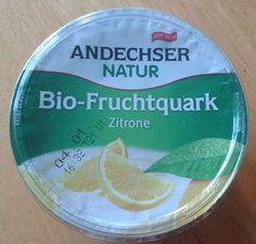 #andechsernatur #brandsyoulove leckerer Bio-Fruchtquark mit Zitrone, cremig-leicht und nicht zu süß