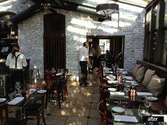 Casual Elegant  Restaurant and Bar Remodel