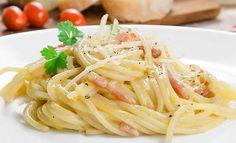 Паста Карбонара - пошаговый рецепт с фото