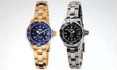 7c962d6756df Groupon - Reloj Invicta para mujer en modelo a elección. Incluye envío.  Precio Groupon