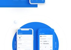Kaola. IOS app for train tickets booking on Behance