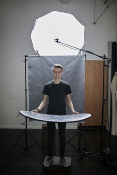 How many quick lighting set ups are possible with a single light in one hour? by Jacob Roberts - ISO 1200 Magazine   Photography Video blog for photographers