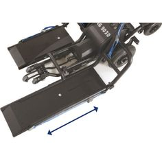 The Ramps on the Stair Climber Extend to Accommodate Different Wheelchair Styles