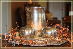 Beautiful DIY Mercury Glass! | Bitz of Me