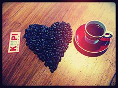 I Love Kopi (Coffee)