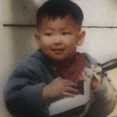 Namjoon at the age of 1 Bts Boys, Bts Bangtan Boy, Bts Jimin, Steve Aoki, Foto Bts, Bts Photo, Kpop, Fanmeeting Bts, Bts Predebut