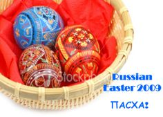 KS3-4 Russian Easter. A presentation on how Easter is celebrated in Russia.