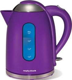 1000+ images about Morphy Richards Kettle on Pinterest Electric kettles, Home appliances and ...