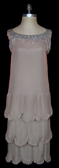 Vintage Gown 1920's