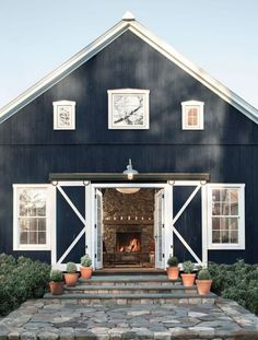 barn house design