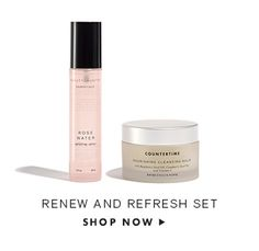 Renew and Refresh Set.. perfectly priced Mother's Day gift sets.  www.oliviagray.beautycounter.com