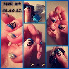Nail art 01.10.12