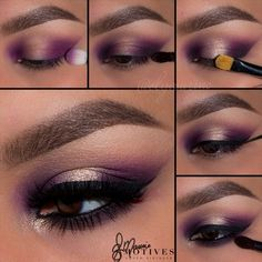 Motives by Loren Ridinger is a trusted name in makeup, skin care, and body care. Dramatic Eye Makeup, Eye Makeup Steps, Makeup For Brown Eyes, Eyebrow Makeup, Diy Makeup, Makeup Inspo, Eyeshadow Makeup, Beauty Makeup, Eyeshadow Pencil