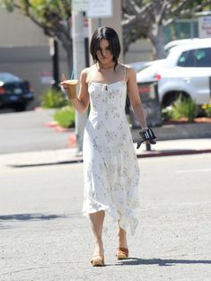 Vanessa Hudgens in Sundress