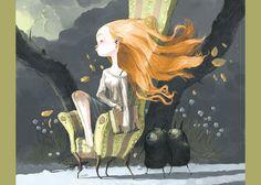 les Monstres de l'ombre by Sandoval