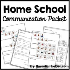 Parent daily communication for Pre-K Special Education