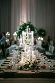 Glamorously Elegant Las Vegas Wedding From Samuel Lippke Studios