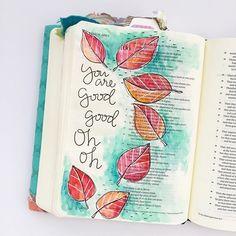 Bible Journaling by Bible Drawing, Bible Doodling, Scripture Art, Bible Art, Craft Quotes, Bible Quotes, Bible Journaling For Beginners, Art Journaling, Beautiful Words