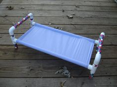 Doll cots DIY