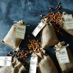 All-Natural Spiced Nuts (6 Flavors): Flavor, in a nutshell. #food52