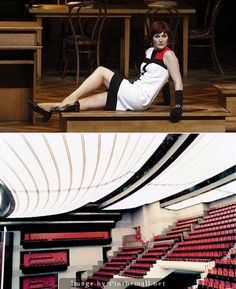 Angela Denoke/Opera Bastille - created via http://pinthemall.net