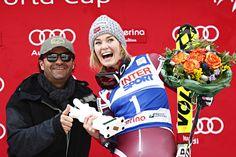 Prima vittoria per Nina Loeseth a Santa Caterina