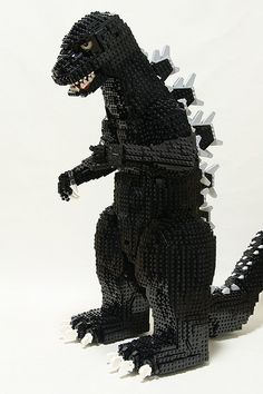 Legos, Lego Minion, All Godzilla Monsters, Lego Universe, Lego Custom Minifigures, Lego Animals, Amazing Lego Creations, Avengers Superheroes, Fantasy Castle