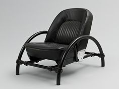 The revolution starts in a comfy chair - the Rover chair by #RonArad