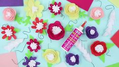 You know what they say, April showers bring May flowers! Make your very own felt flower arrangement with Beacon Felt Glue! Check out this video to watch teach us how! May Flowers, Felt Flowers, Felt Glue, April Showers, Flower Arrangements, Make It Yourself, Watch, Check, How To Make
