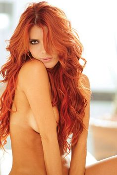 Red heads are trouble but so sexy!