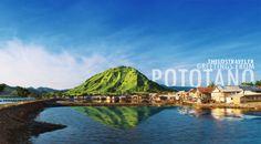 Pelabuhan Pototano in Sumbawa Barat, Nusa Tenggara Barat