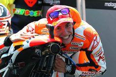 Marc Márquez, talento puro. El piloto más joven en conseguir el título de la categoría reina del Mundial de Motociclismo es puro talento, algo que lleva demostrando desde hace años en las tres categorías del campeonato, con entorchados en 2010 de 125cc y en 2012 de Moto2. Ya ha hecho historia y puede seguir haciéndola.
