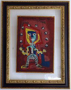 Art Brut, Surréealisme, Pop Art